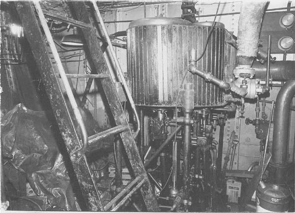 Magedoma 1904 Engine Room