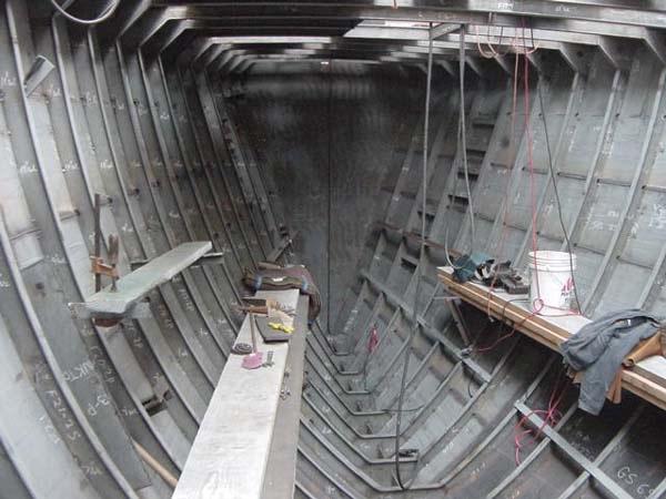 Magedoma Hull plating 2002