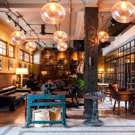 Bangkok Publishing Residence เปลี่ยนโรงพิมพ์เก่าให้เป็นบูติกโฮเทลกลางย่านเมืองเก่า