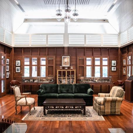 ชมมรดกบ้านเมืองร้อน ณ พิพิธภัณฑ์บ้านปาร์คนายเลิศ กับ คุณวทัญญู เทพหัตถี รองประธานจัดงานสถาปนิก'63