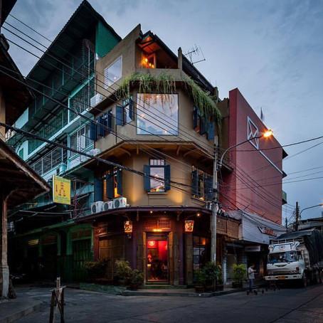มองเก่า ให้ใหม่ กับคาเฟ่และร้านอาหารในตึกเก่าทั่วกรุงเทพฯ