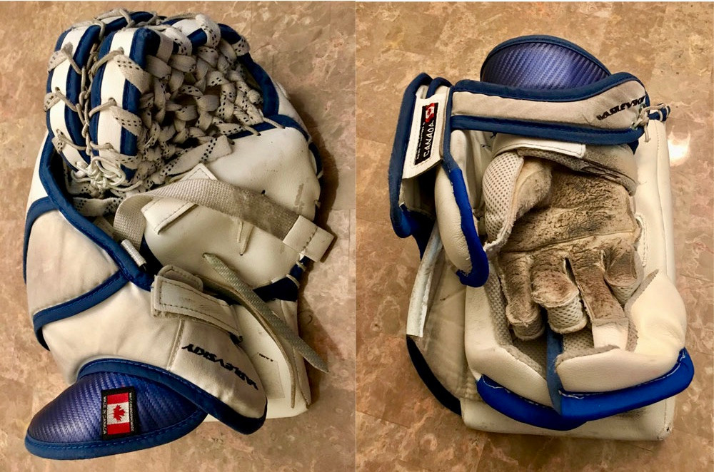 Vasilevskiy Gloves Repaired