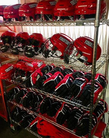 LK Forest College Hockey