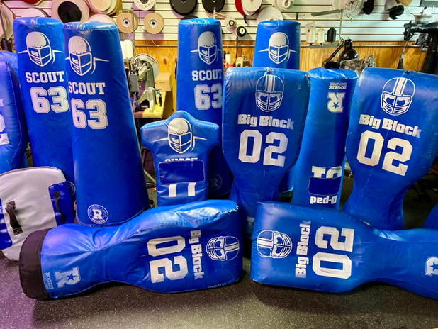 Marmion Academy Dummies Reconditioned