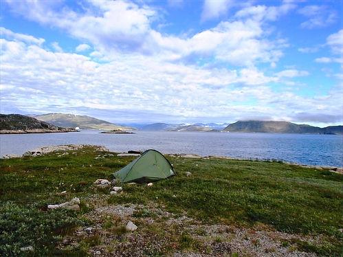 camping near qaqortoq