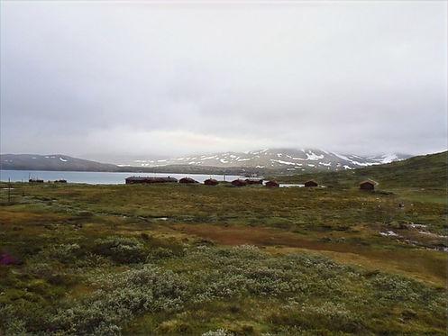 jotunheimen cabins
