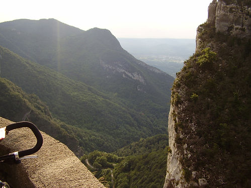 cycling in french valleys