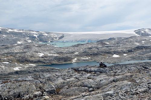 greenlandic glacier