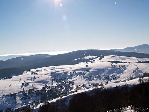view from Schauinsland