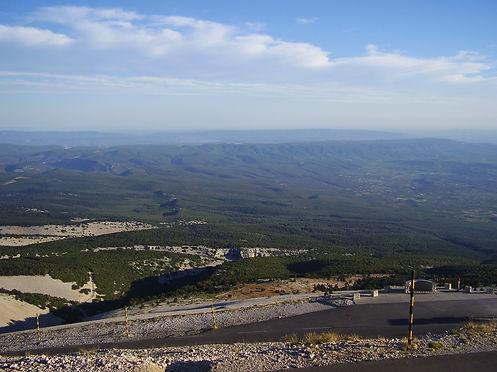 Mont Ventoux 100 cols tocht