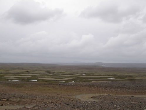 swamps in iceland