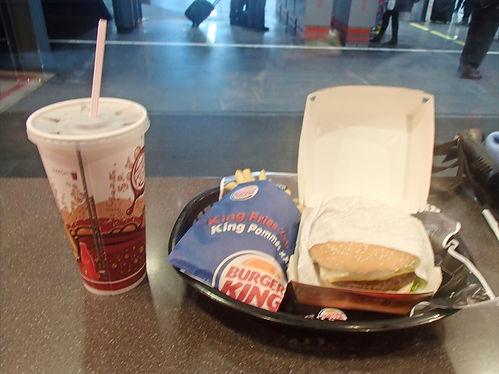 burgerking hamburgers