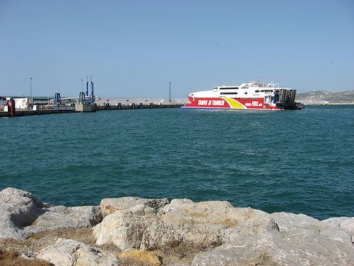tarifa tanger ferry