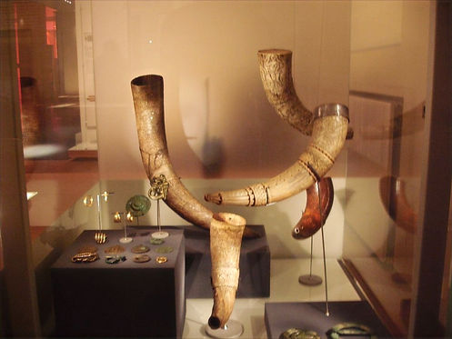 viking horns to drink