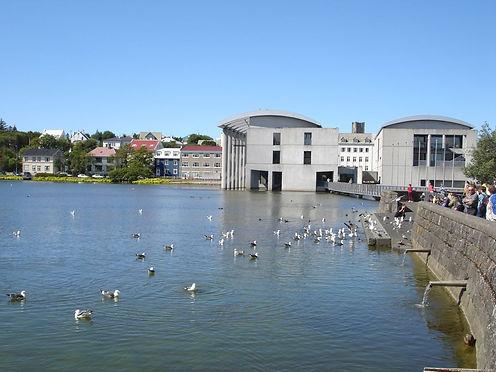 reykjavik's town hall