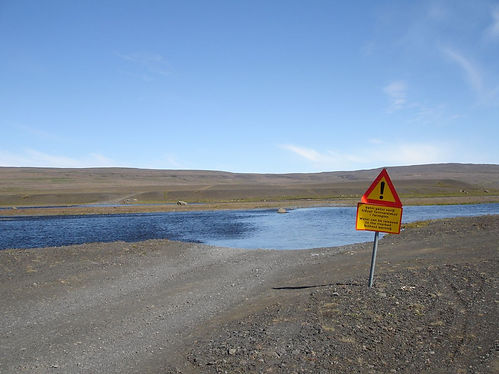 rivers in iceland