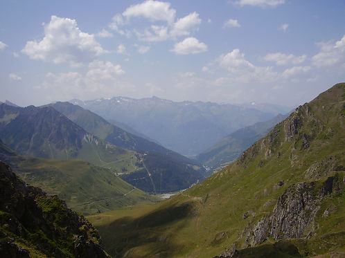 Summit of the Tourmalet