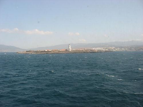 tarifa lighthouse