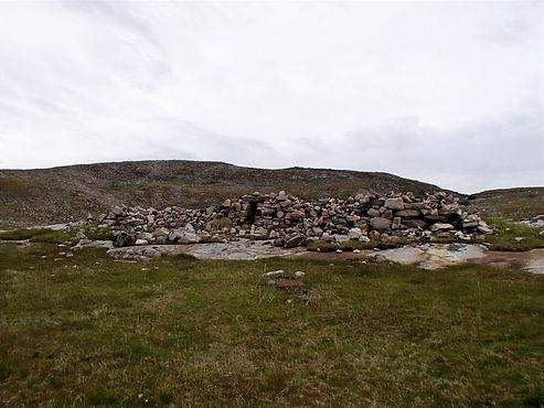 greenlandic ruin