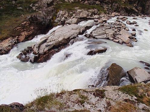 greenlandic river