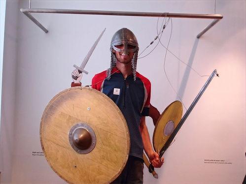fake viking weapons