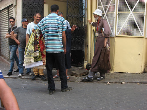 moroccan sales people