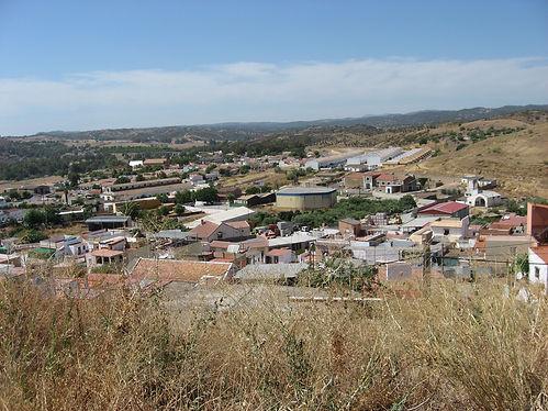 Spanis village
