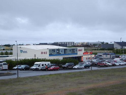 reykjavik bus station