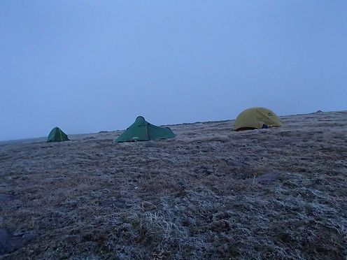 camping in cairngorms