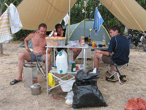 Campsite Bedoin