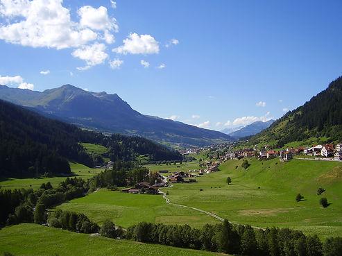 Alp village