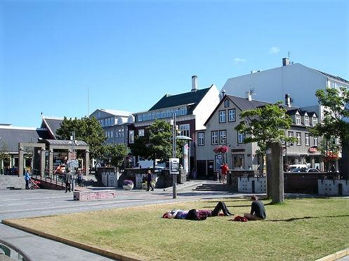 reykjavik center