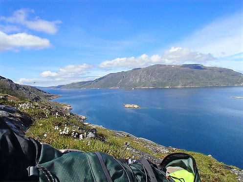 greenlandic fjords