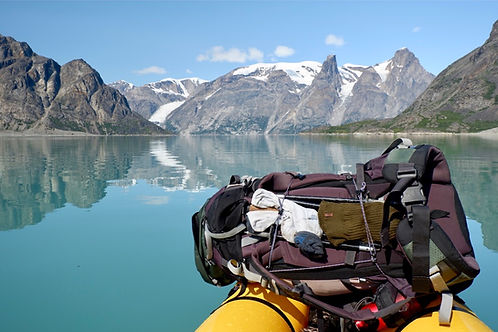 packrafting eternity fjord