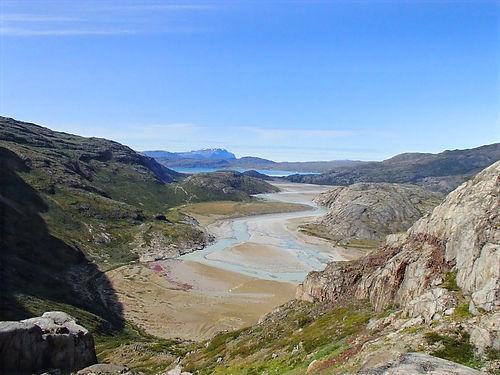 Narsarsuaq valley