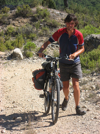 cycling vacation spain