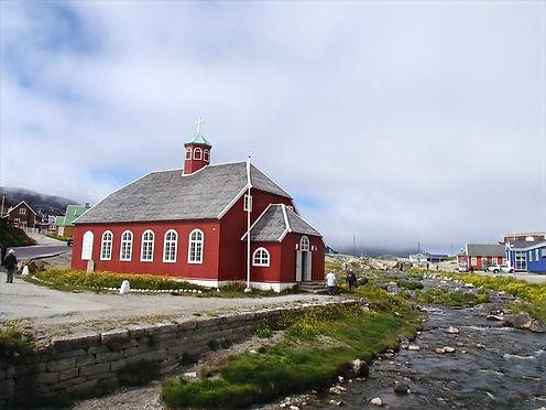 Qaqortoq's church