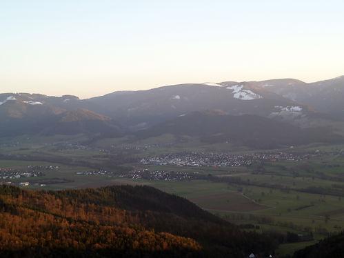 view from roskopf
