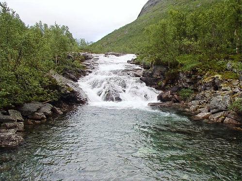 norwegian river