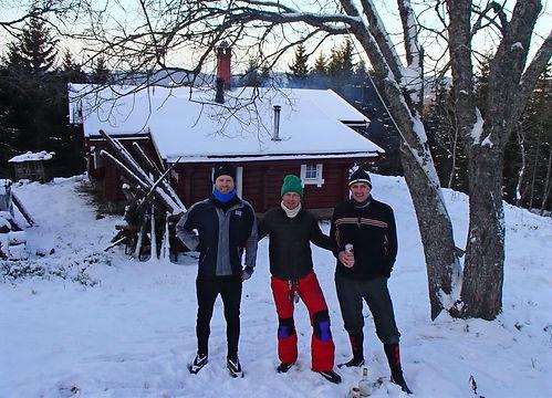 cabin in oslo