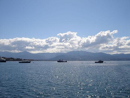 port of ajacio