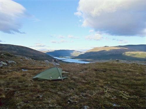 camping near gjendesheim