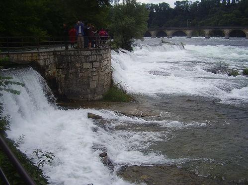 Rheinfallen