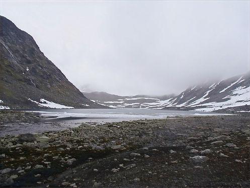 mountains of jotunheimen