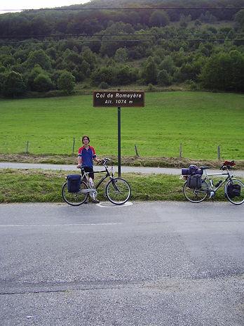 Col de Romeyere