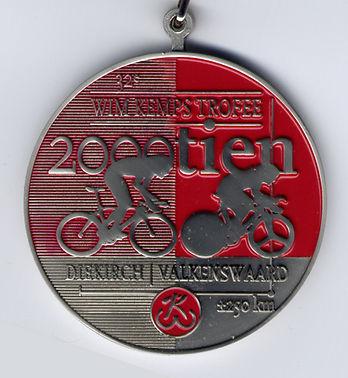 medal diekirch valkenswaard