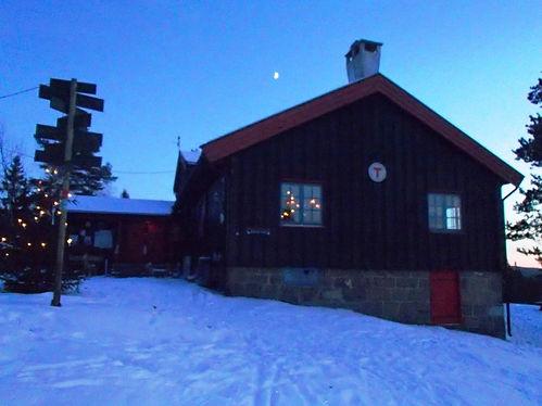 cabin north of oslo