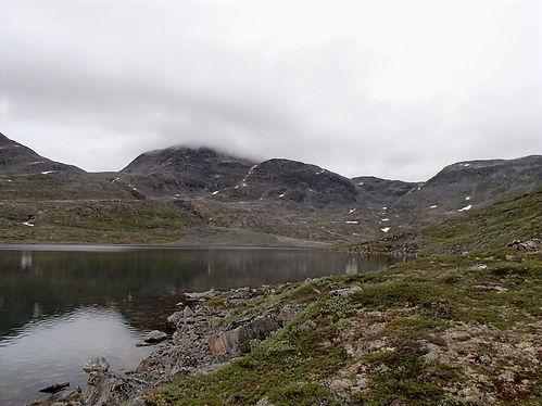greenlandic lake