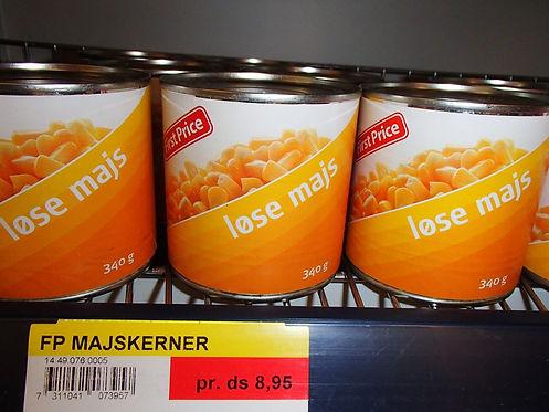 greenlandic supermarket
