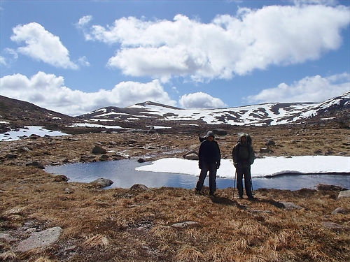 backpacking in cairngorms